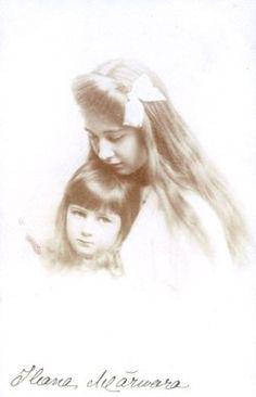 Ileana and Mignon