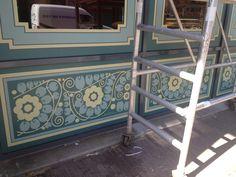 #ornamental #design #art #shop #antique #style #signing #graphic #flowers