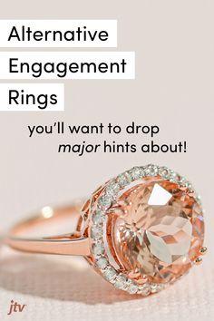 Alternative Engagement Rings Cubic Zirconia Engagement Rings, Gemstone Engagement Rings, Bridal Rings, Wedding Rings, Angel Wings Jewelry, Tiffany And Co Jewelry, Jewelry Design, Unique Jewelry, Alternative Engagement Rings