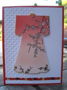 Lyndas Quiet Time: Card Idea- Asian