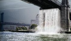 olafur eliasson waterfall - Google Search