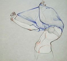 Blog: The Art of Taking Off Clothes - Doodlers Anonymous