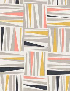 Lohko — the latest range of fabrics and wallpapers from UK company Scion