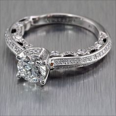 Verragios Engagement and Wedding Rings