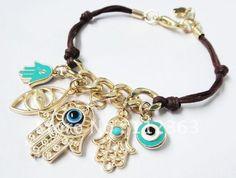 Mano /Hamsa Amuleto