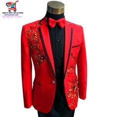 Red Prom Suit Herren Pailletten Smoking Plus Size Herren Blazer Anzug Smoking Red Tuxedo, Tuxedo Dress, Tuxedo For Men, Tuxedo Suit, Tuxedo Jacket, Buy Mens Suits, Mens Fashion Suits, Suit Men, Clothes
