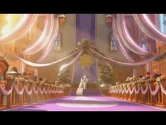 tangled wedding :) LOVE IT! So funny!