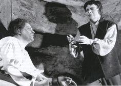 Anton Dermota als Florestan en Martha Mödl als Leonore (Wenen, 5-11-1955)