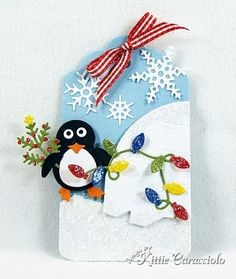 Penguin+and+Igloo+Christmas+Tag