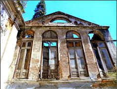 Lisboa, Portugal. Antiga casa do Desembargador Correia de Sá, Rua da Alegria.
