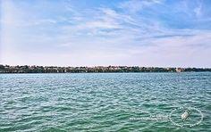 Textures Italy garda lake landascape 18285 | Textures - BACKGROUNDS & LANDSCAPES - NATURE - Lakes | Sketchuptexture