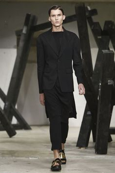Songzio Menswear Spring Summer 2015 Paris