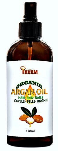 nice FAVAM Organic Cold Pressed Argan Oil 4.2fl.oz for Face, Hair, Skin & Nails -Anti-aging Skin Care Products for Women- Moroccan Oil for Stretch Marks, Moisturizer for Dry Skin Conditions -Eczema- 1 Year hassle-free Guarantee