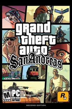 Amazon.com: Grand Theft Auto: San Andreas - PlayStation 2: Unknown: Video Games