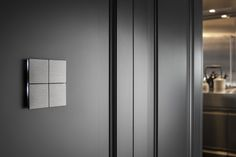 'NF no frame #wall mounting devices #knx