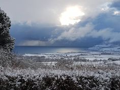 Robin Hoods Bay in the grips of the beast from the east. #snow #yorkshire
