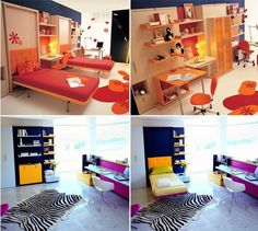 space saving | Minimalist space saving furniture for small apartment | Home and ...
