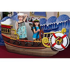 Pirate party ideas - food games cakes etc