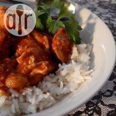 Rezeptbild: Huhn aus Mosambik