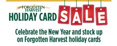 Kick off the New Year with a deal that helps metro Detroiters in need! Get a head start on the 2015 holiday season and save nearly 50% when you stock up! For a limited time the Forgotten Harvest holiday cards will be available for a suggested donation of $15 per pack. http://forgottenharvest.org/page.aspx?p=54
