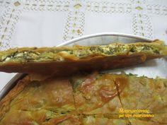 Spanakopita, Greek Recipes, Food Inspiration, Quiche, Tacos, Mexican, Pie, Breakfast, Ethnic Recipes