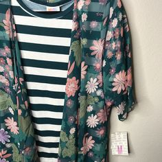 Amazing LuLaRoe Gigi's and Shirley's! Love to pattern mix with florals and stripes!