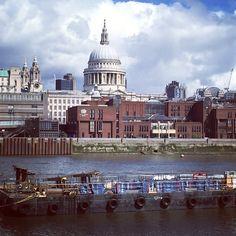 Strolling along London