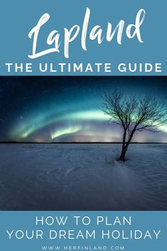Read this local's guide to Lapland and make your dream holiday come true! Helpful tips about budgeting, Lapland destinations and responsible travel! Finland Travel, Denmark Travel, Norway Travel, Finland Destinations, Travel Destinations, Lapland Holidays, Scenic Train Rides, Responsible Travel, Countries To Visit
