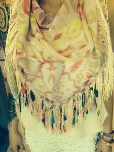 Ibiza sjaal