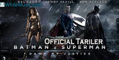 Batman v Superman - Dawn Of Justice Official Trailer 2016 - Henry Cavill and Ben Affleck Video Live Now ►http://www.whilemusic.com/Blog/batman-v-superman-dawn-of-justice-official-trailer-2016-henry-cavill,-ben-affleck-438