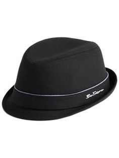 Alluring confidence - Ben Sherman Hats Herringbone Trillby Trilby Hat 192d0135f10