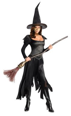 Oz Wicked Witch of the West Teen Costume Wicked Witch Costumes - Mr. Costumes