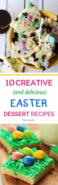 10 epic Easter dessert recipes