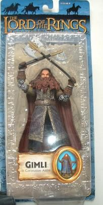 Lord of the rings  GIMLI Moc