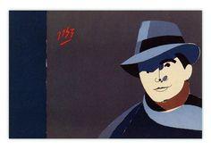 EDUARDO ARROYO-Transfert des cendres de Jean Moulin au Pantheon