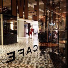 新宿伊勢丹3階の大人カフェ&青木貞治のフ