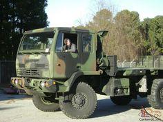 1995 Stewart and Stevenson LMTV - M1078 - 2.5 Ton Cargo Truck - 5000 Miles Photo