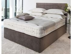 Millbrook Brilliance Deluxe 2700 King Size Divan Bed from £1,240.99
