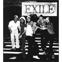 exile country music band - seen in Asheville 1987