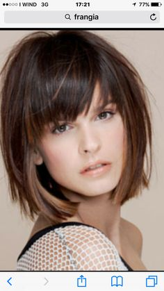 Short Layered Bob Hairstyles With Bangs Thick Hair Styles Layered Bob Haircuts With Bangs 202798 24 Hairstyles Bob With Top 32 Layered Bob Haircuts 2020 Picture Bob Hairstyles With Bangs, Bob Haircut With Bangs, Hairstyles Haircuts, Bob Haircuts, Black Hairstyles, Layered Hairstyles, Hair Bangs, Hairstyle Short, Amazing Hairstyles