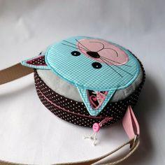 Taštička s kočičkou Fanny Pack, Packing, Bags, Hip Bag, Bag Packaging, Handbags, Taschen, Purse, Purses