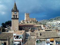 Iglesia de Santa María y Castillo de Villena -  Alicante -