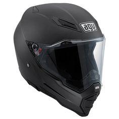 AGV AX8 Naked helmet matte black