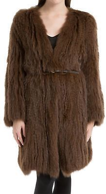 Max Studio by Leon Max FOX FUR COAT