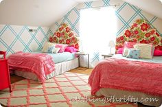Summer Home Tour 2013 {All Things Thrifty}