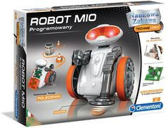 Clementoni 60255 Robot MIO | Lorienek.pl