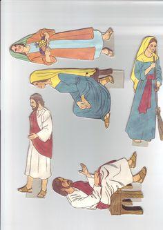 Иисус в гостях у Марии и Марфы