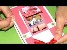 Tarjeta en Cascada - DIY - Waterfall Card (English Sub)