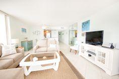 Perdido Sun One Bedroom Condo Livingroom