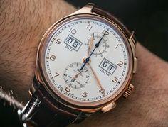 IWC Portugieser Perpetual Calendar Digital Date-Month Watch Hands-On